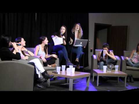 2 Girls 5 Gays: Lesbian Edition (Ally Western & GetREAL 2011/12)