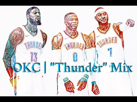 "Oklahoma City Thunder | ""Thunder"" Mini Movie 2017 NBA Season Compilation"