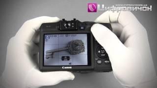 Видеообзор Canon PowerShot G16