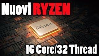 Possibili nuovi Ryzen 3000!!! Indiscrezioni MOLTO ottimistiche sul CES 2019.