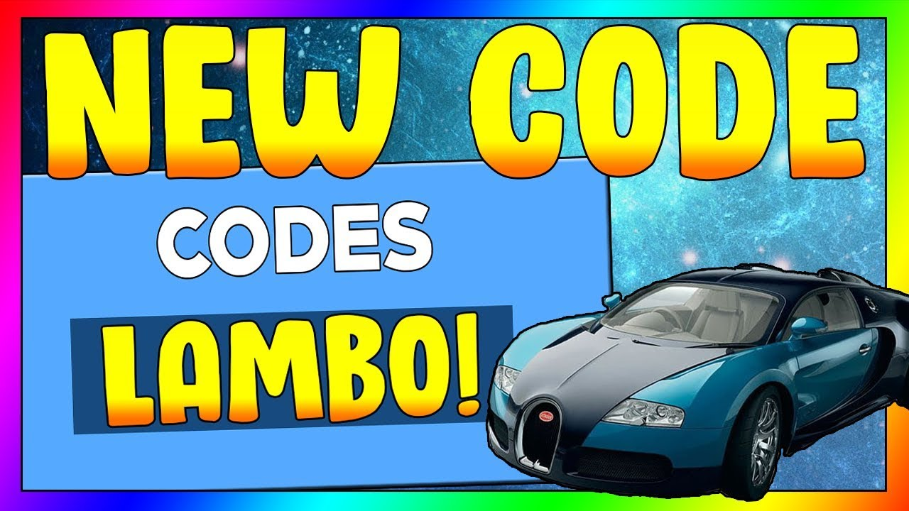 codes for roblox vehicle tycoon