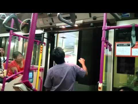 SBS Transit Scania K230UB Doors faulty