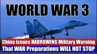NEWS ALERTS, China issues HARROWING Military Warning, USA LATEST NEWS, TRUMP NEWS TODAY