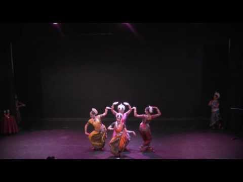 Vande Mataram, Odissi Dance Company, ODC, Texas, USA