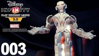 Disney Infinity 3.0 Marvel Battleground [003] Ultron & Herausforderungen