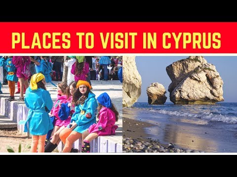 Places to Visit in Cyprus || Cyprus Travel Guide || IB TRAVEL