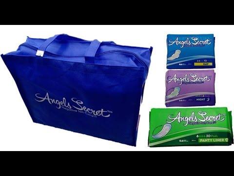 Jessica Soho Report on ANION  Sanitary Napkin w  NEGATIVE ION 09338608025