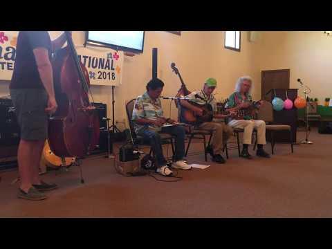 Hawaiian Steel Guitar - Bobby Ingano FULL SET - AISGC 2018