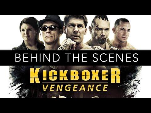 Kickboxer: Vengeance  4K EXCLUSIVE JeanClaude Van Damme!