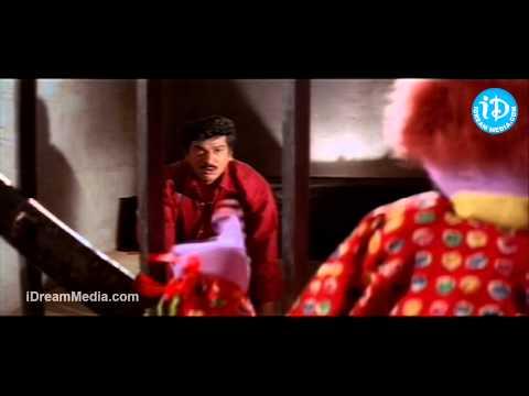 Ammo Bomma Movie - Sudhakar, Mallikarjuna Rao, Rajendra Prasad Best Comedy Scene