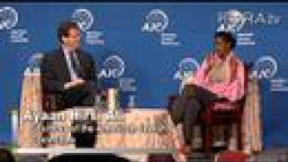Ayaan Hirsi Ali - Radical Islam and the American Left