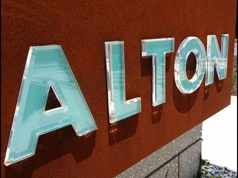 Alton: New Homes By Kolter In Palm Beach Gardens - Youtube