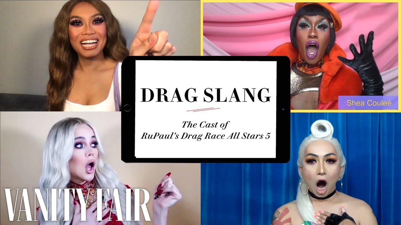 Download RuPaul's Drag Race All Stars 5 Cast Teaches You Drag Slang | Vanity Fair