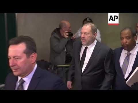 Harvey Weinstein in court to replace legal team