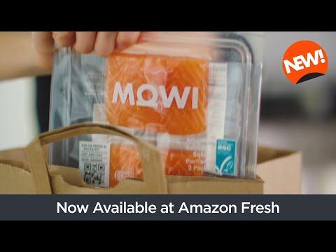 MOWI Salmon - Available Now at Amazon Fresh