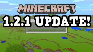 Minecraft Xbox / PE 1.2.1 Update OUT NOW, ALL CHANGES