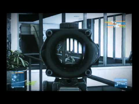 Battlefield 3 Montage: Faster and Stronger