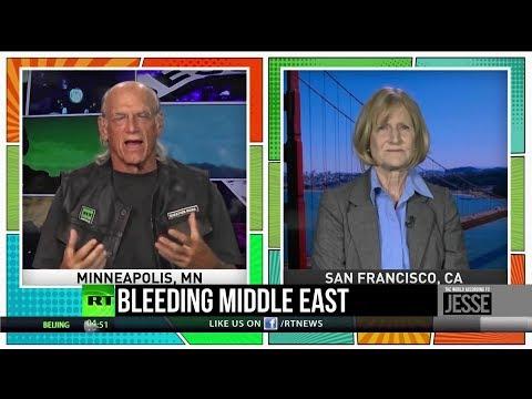 Alison Weir And Jesse Ventura On Palestine