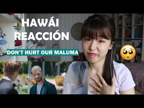 Maluma - Hawái (Official Video) | 🇰🇷COREANA REACCIÓN