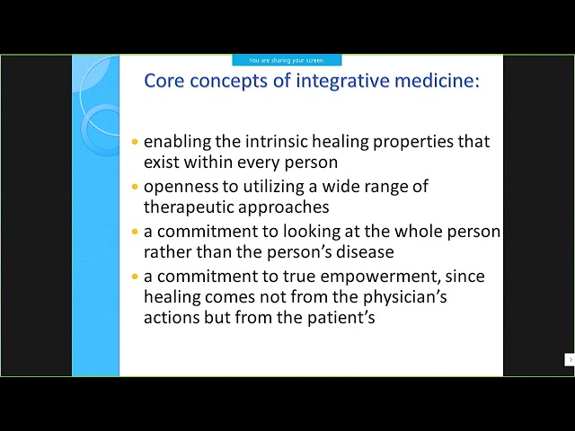 Benjamin Kligler, MD: Integrative Medicine as a Tool to Reduce Health Disparities