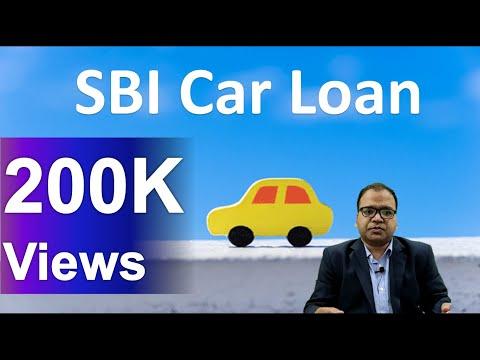 SBI Car Loan Scheme