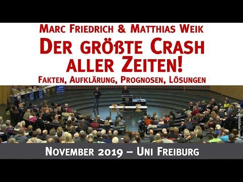 Wann kommt der größte Crash aller Zeiten? Friedrich + Weik - Fakten, Aufklärung, Prognosen, Lösungen