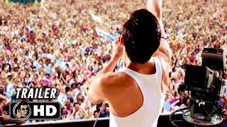 BOHEMIAN RHAPSODY Final Trailer (2018) Rami Malek, Freddie Mercury, Queen Movie