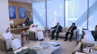 Նախագահը Դուբայի միջազգային ֆինանսական կենտրոնում քննարկել է գործակցության հնարավորությունները