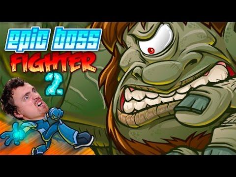 Epic Boss Fighter 2  ►Порвем всех Боссов !!!◄ Лучшие игры