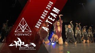 A-Team | Body Rock 2016 [@VIBRVNCY Front Row 4K] @ateamph #bodyrock2016