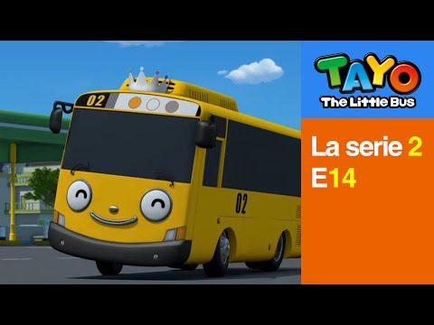 [Tayo Español la Serie 2] #14 Lany la Princesa
