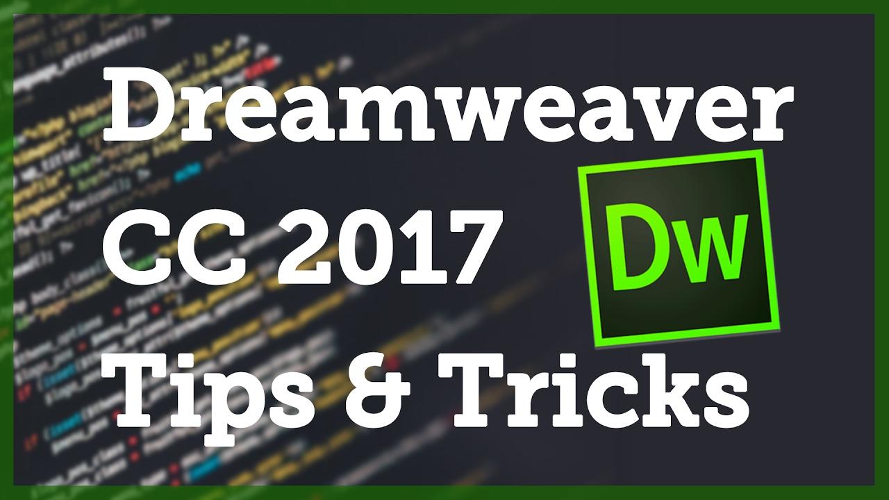[3 / 12] Dreamweaver CC 2017 Tips & Tricks - Multi Cursor