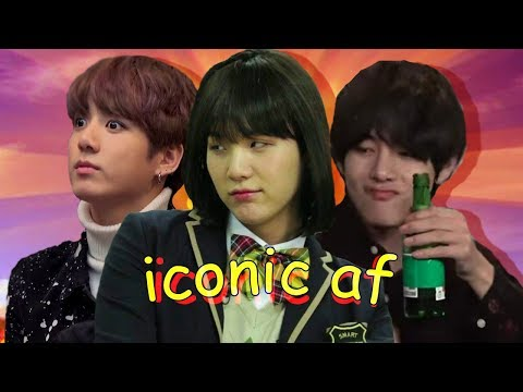 iconic bts moments