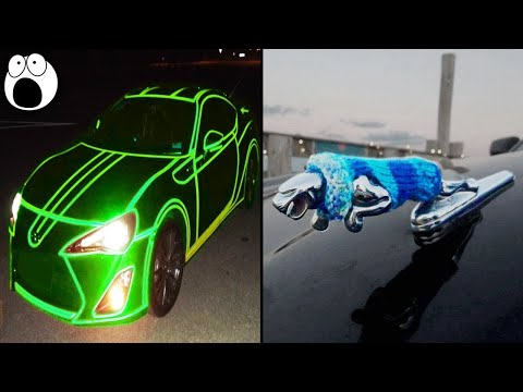 Thumbnail: The Most Creative Car Owners In The World