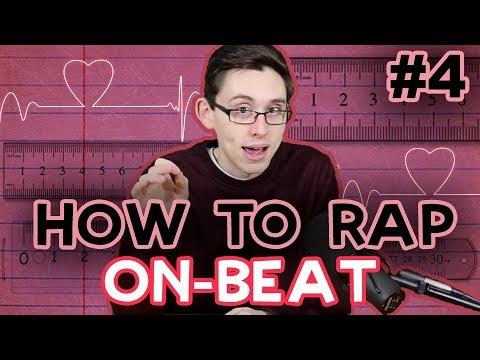 How to Rap on Beat & More! Flow, Rhythm, & Meter Tutorial w/Mat4yo ...