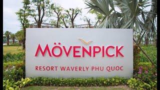 Tiến Độ Khu Nghỉ Dưỡng Movenpick Resort Waverly Phú Quốc!