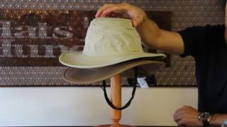 Tilley Endurables T4 Hikers Hat Review- Hats By The Hundred