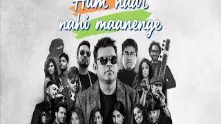 A.R. Rahman   Hum Haar Nahin Maanenge - Official 3D Song  8D surround song by A.R Rahman