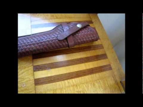 George Lawrence Challenger 515 1-CB Holster