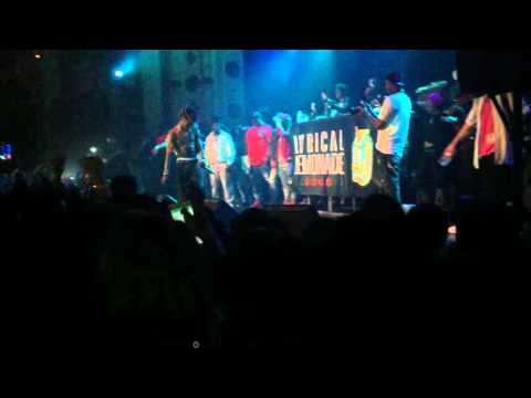 Lil Uzi & Famous Dex - Canadian Goose (live)