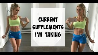 Current Supplements I'm Taking | Business Owner | Girly Gains