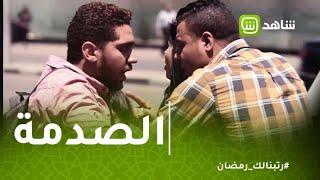 المصريون يلقنون سائق تاكسي جشع درسا قاسيا في «الصدمة».. فيديو