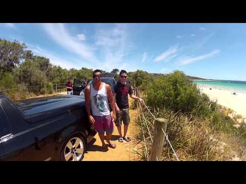 Australia day trip - Dunsborough road trip from Perth - VLOG #9 [LAB Productions]