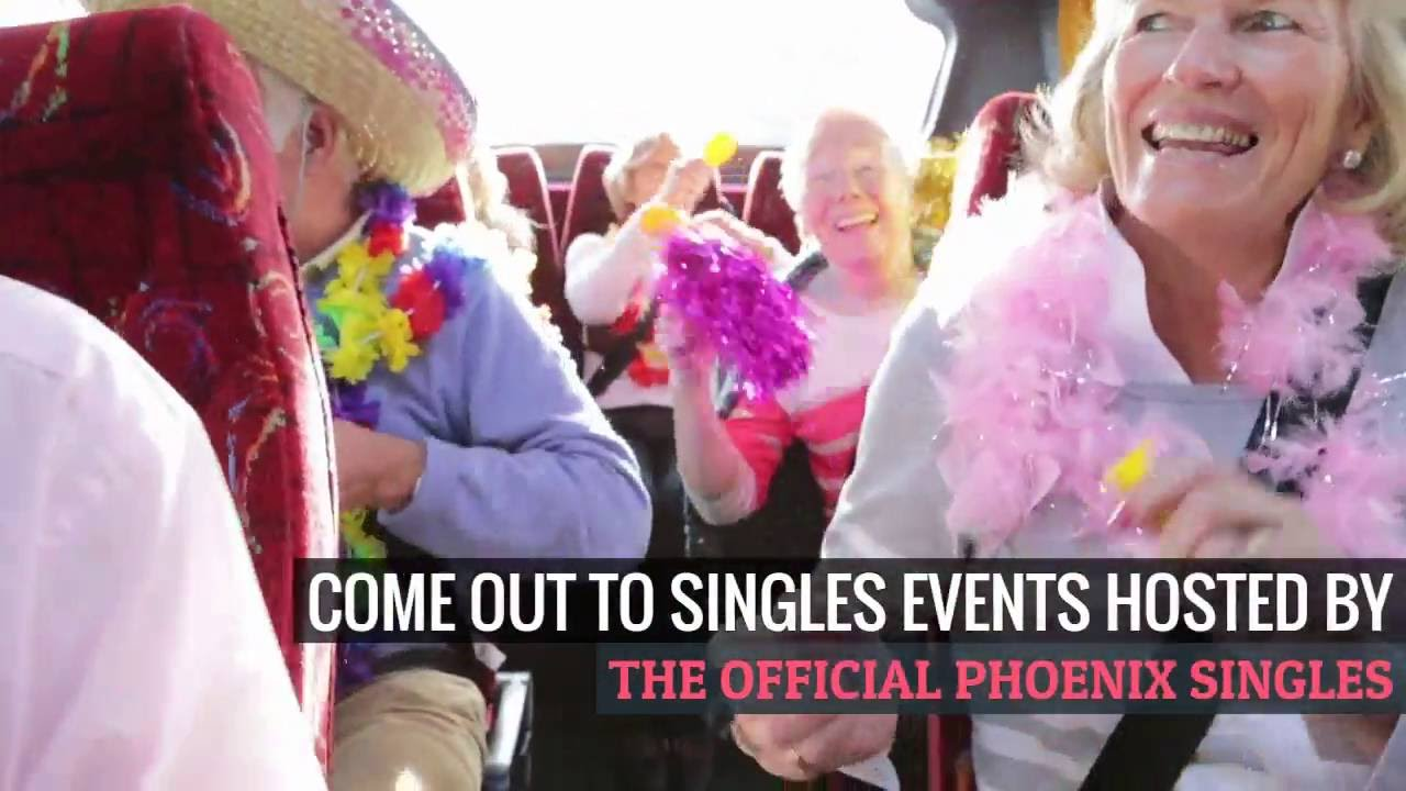 Phoenix spped dating events