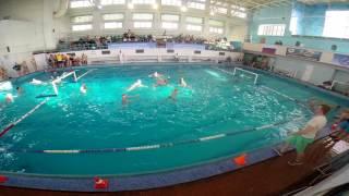 МИРЭА-МГУ (Чемпионат России 2017 мини водное поло)