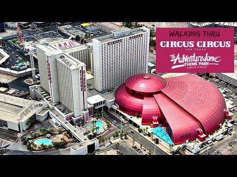 Exploring Circus Circus & AdventureDome 2017