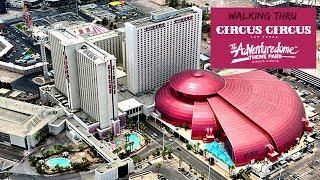 Exploring Circus Circus, Las Vegas