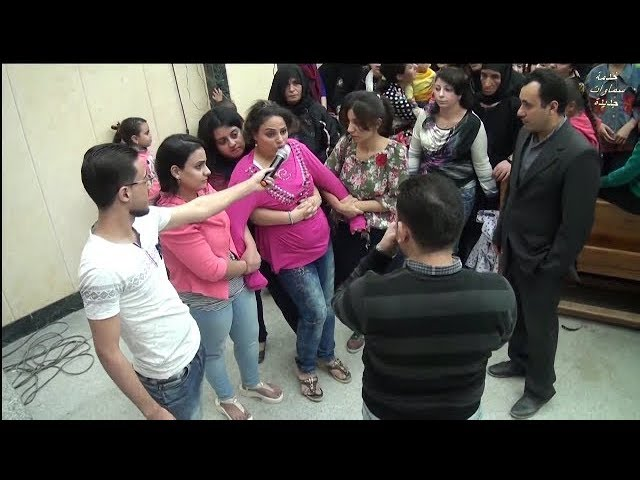 Cast out Muslim shaytan in Jesus Name @ Egyptian Church