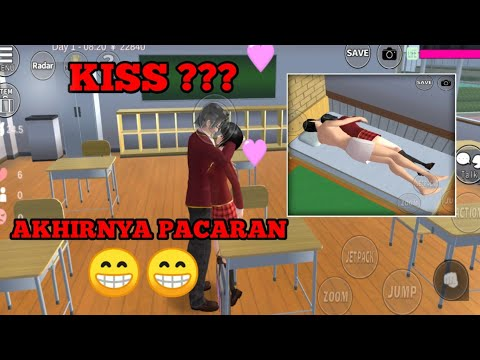 CARA MENDAPATKAN PACAR+KISS   SAKURA SCHOOL SIMULATOR