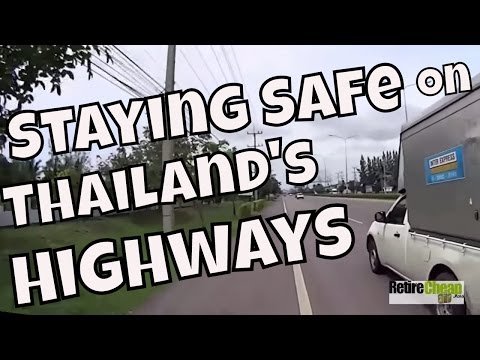 Staying Safe on Thailand's Highways